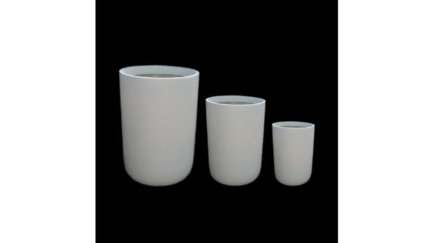 FRP Cylindrical decor & Planter - LP9 - Best Planters