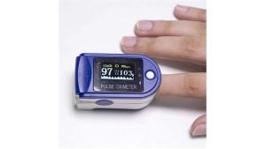 LK87 Fingertip Pulse Oximeter