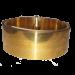 Brass Strip - 1 inch by 0.5 mm approx